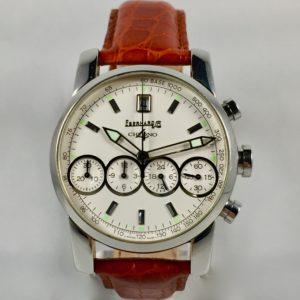 cronografo sportivo acciaio